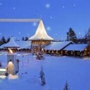 Lapponia casa di Babbo Natale