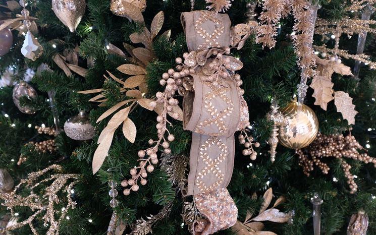 decorazioni albero di Natale
