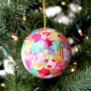 decoupage natalizio