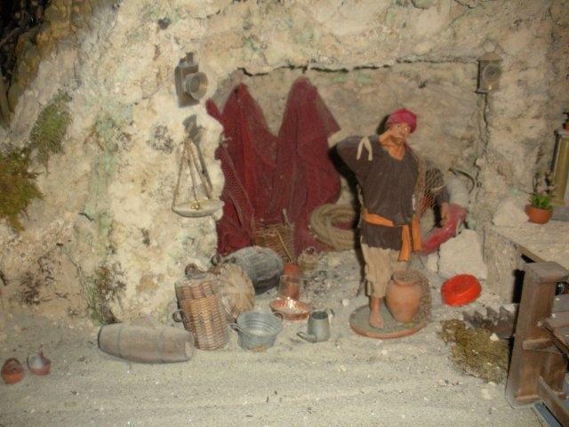 I pastori presepe le statuine dei pastori nel presepe for Arredamento pastore