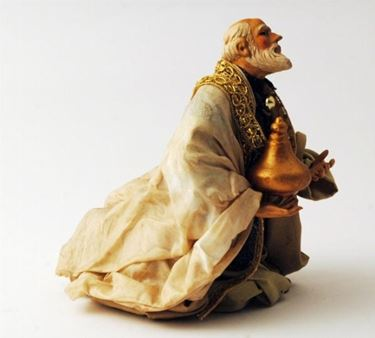 Statuina in adorazione