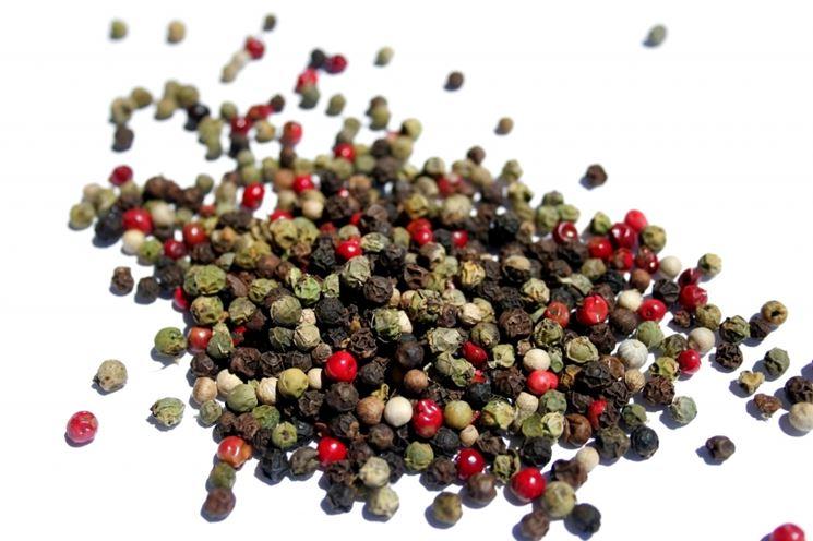 pepe verde varietà