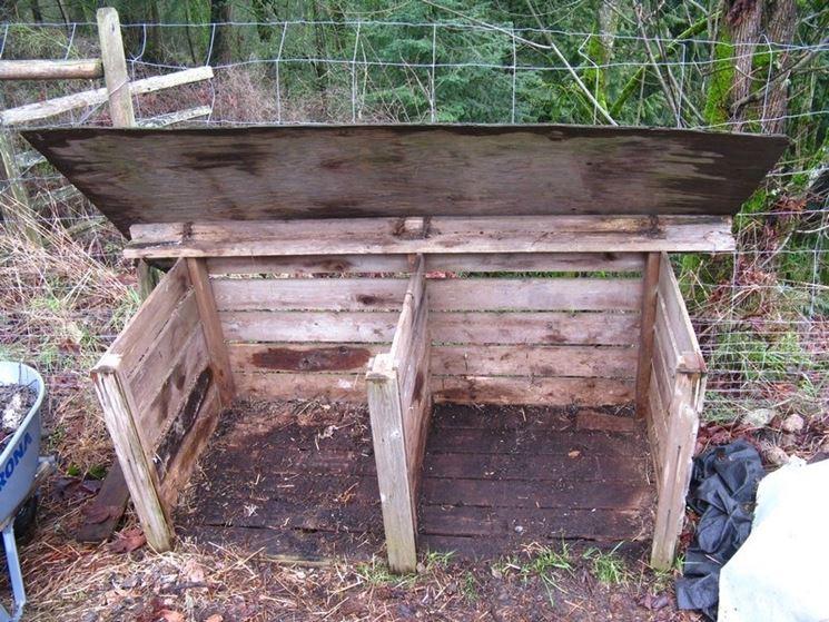 Contenitori per il compost