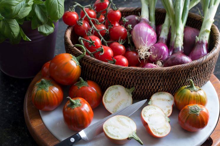 caratteristiche della melanzana rossa
