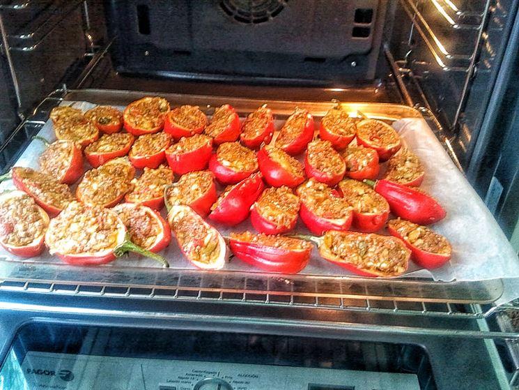 melanzana rossa al forno