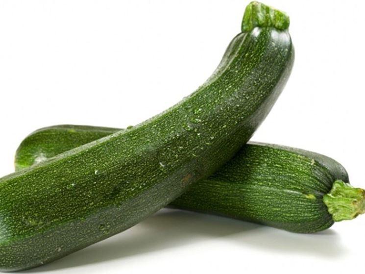 Zucchine mature