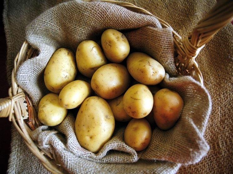 Benefici delle patate