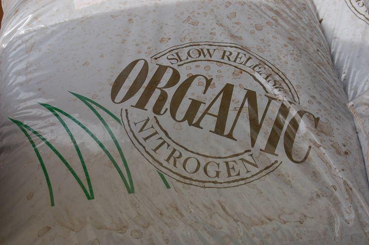 Un fertilizzante marchiato bio
