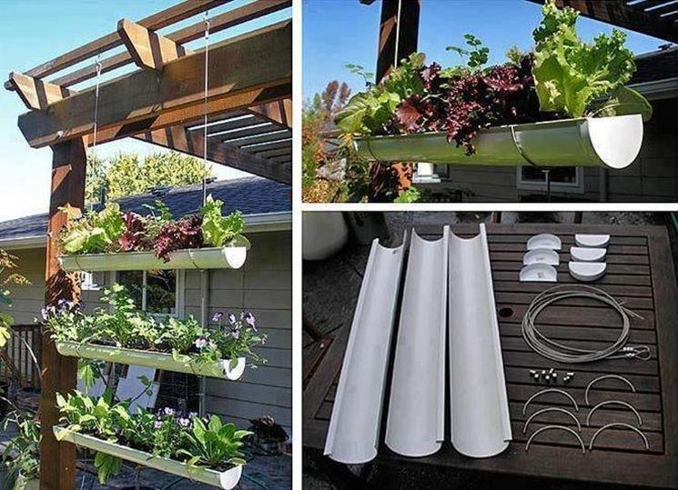 Coltivare sul terrazzo - Orto in terrazzo - Consigli per orto sul ...