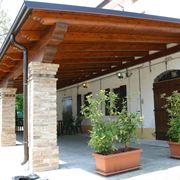 coperture per tettoie esterne