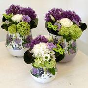 Composizioni di fiori secchi fai da te