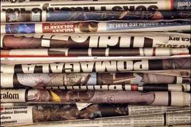 fogli di giornaleFonte= google immagini