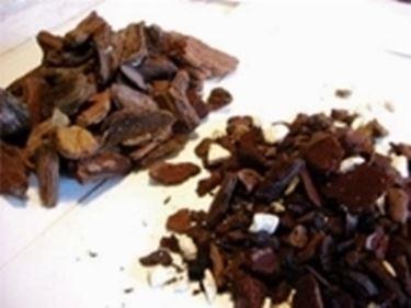 il bark è molto utilizzato nel substrato per orchidee
