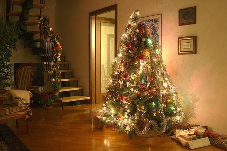 albero di Natale vero
