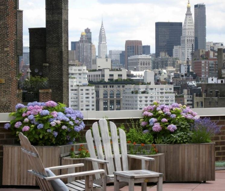 Giardino in terrazzo - Giardino in terrazzo - Come realizzare un ...