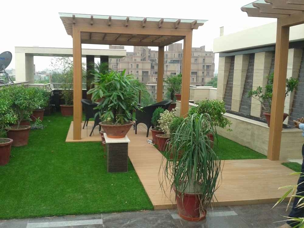 Giardino in terrazzo - Giardino in terrazzo - Come realizzare un giardino in terrazzo