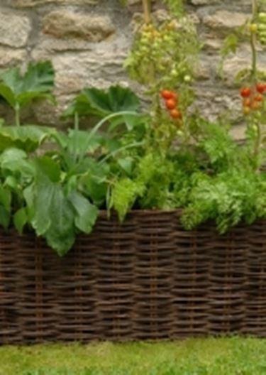 Orto in terrazzo giardino in terrazzo come realizzare - Porta piante da esterno ...
